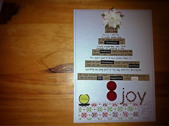 daily december: december third